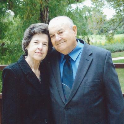 Doris Louise Fischer and Melvin Robert Engler