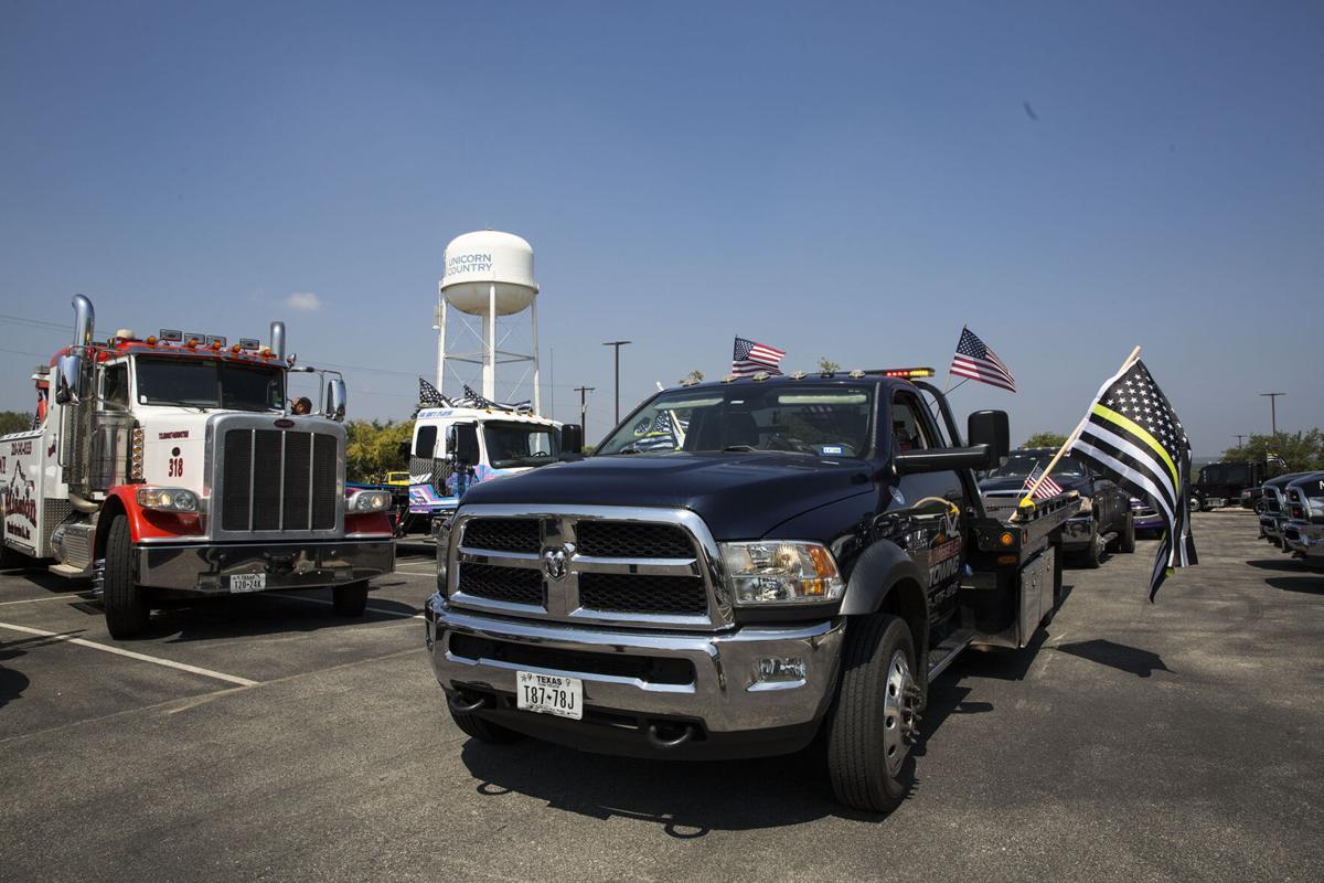 Trucker Procession