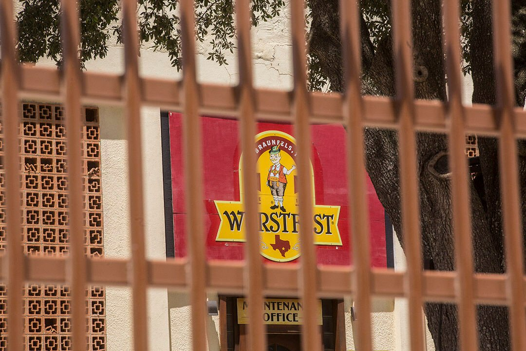 Wurstfest Canceled