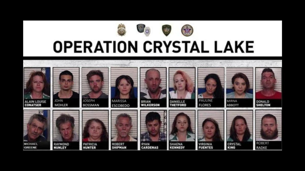 18 sentenced in 2017 meth trafficking crackdown | News