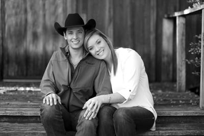 Ashley Ikels and Clinton Dodson