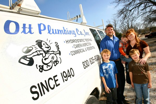 Plumbing Business Reflects On 70 Years Of Service