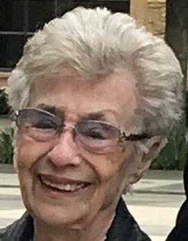 Olga Mary Burns