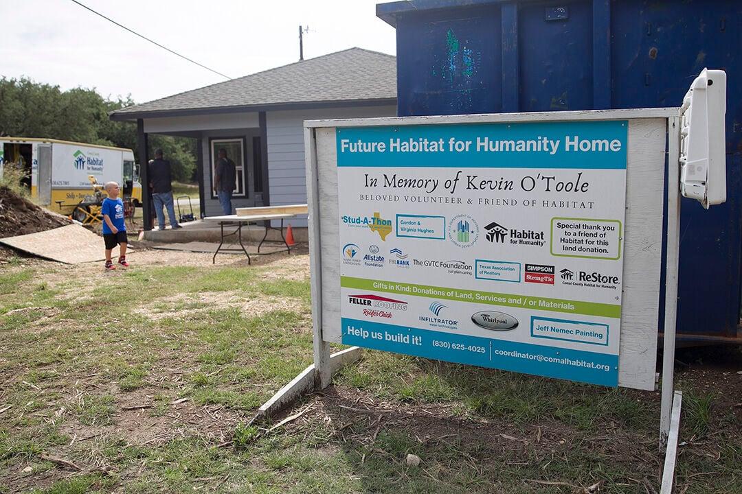 Comal County Habitat for Humanity