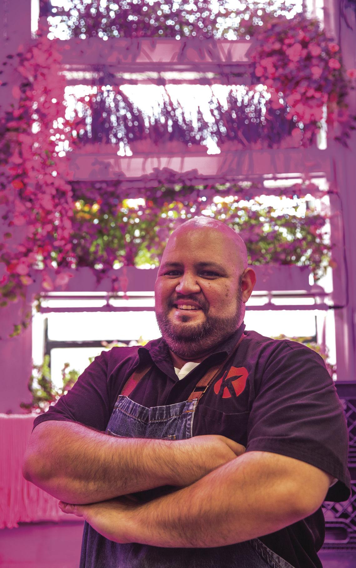 Chef Jeremy Acuna
