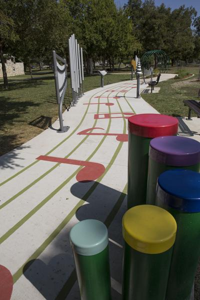 All Abilities Musical Playground