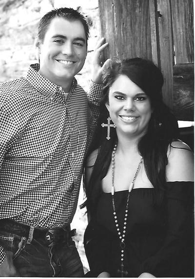 Madison Kelly and Dustin Lehne