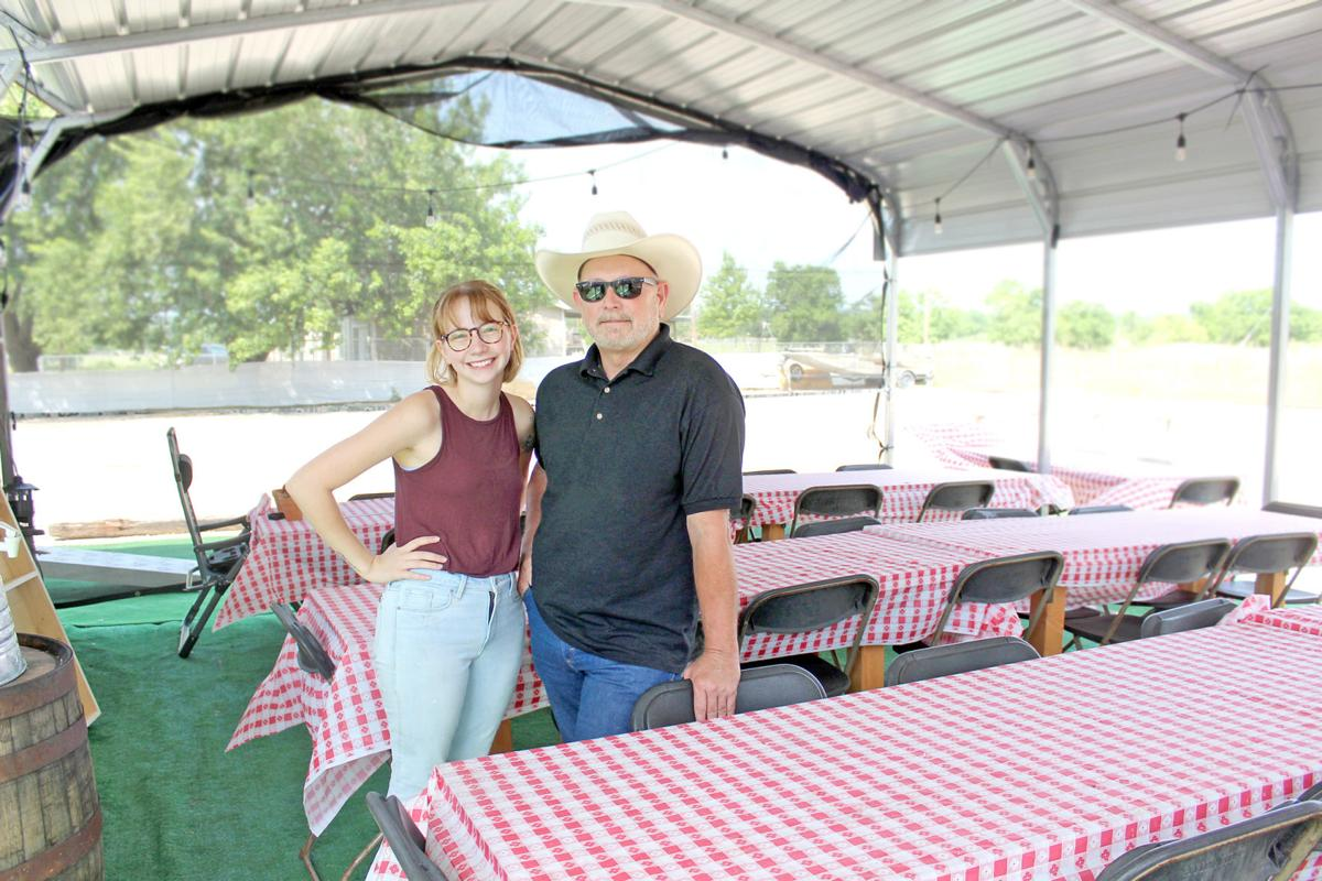 Dad, daughter duo tackling new business venture together
