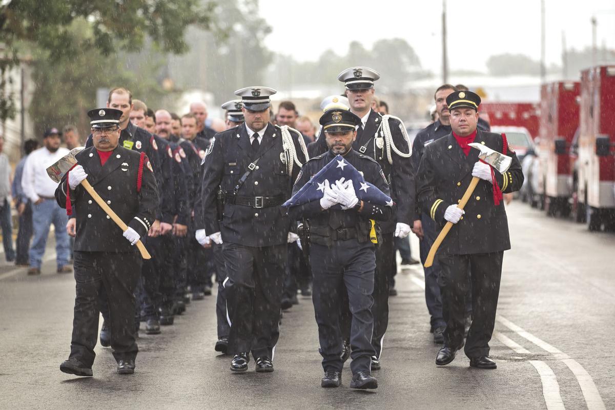 September 11th Patriot Day Remembrance Ceremony