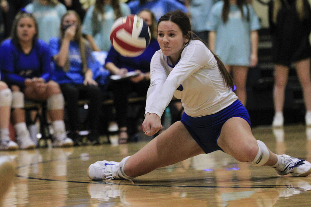 New Braunfels v Clark Volleyball