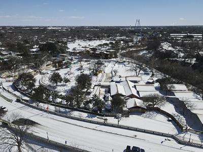 TX Winter Storm
