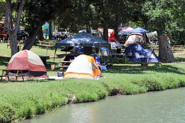 New Braunfels Camping >> Area Campgrounds Attract Summer Vacationers Business Herald