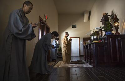 Buddhists Serenity