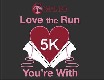 Love the Run You're With 5K