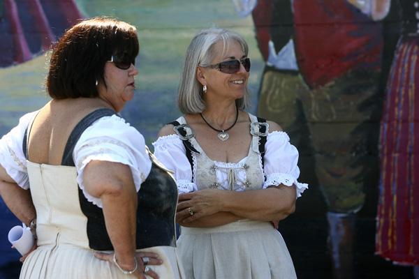 Wurstfest Dress