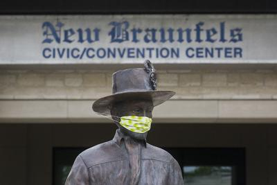 Prince Carl Statue Mask