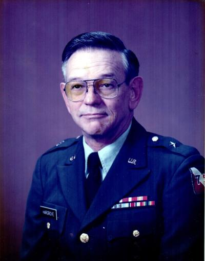 Brigadier General Keith L. Hargrove