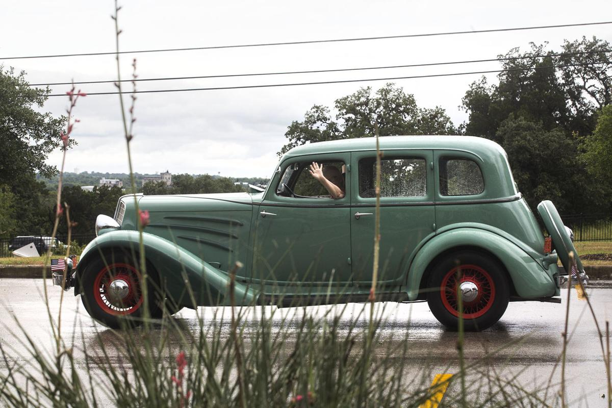 Memorial Day Car Parade