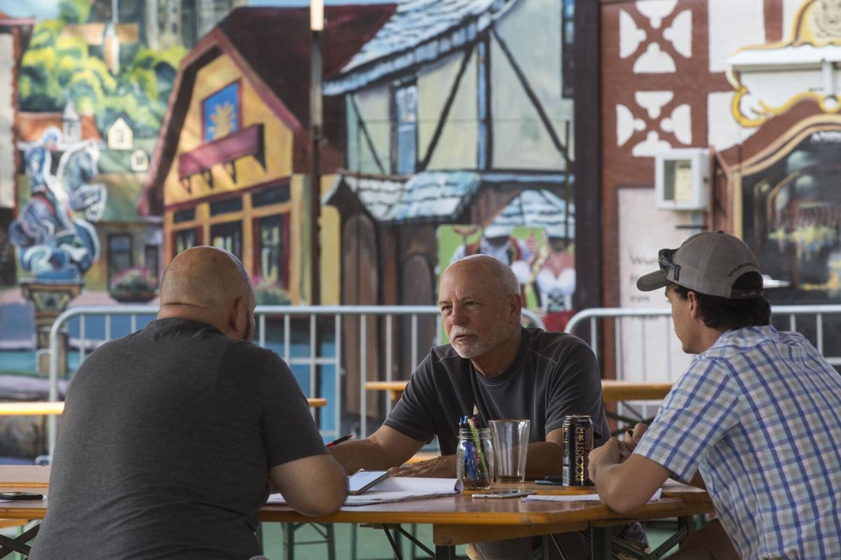Krause's Cafe Reopening