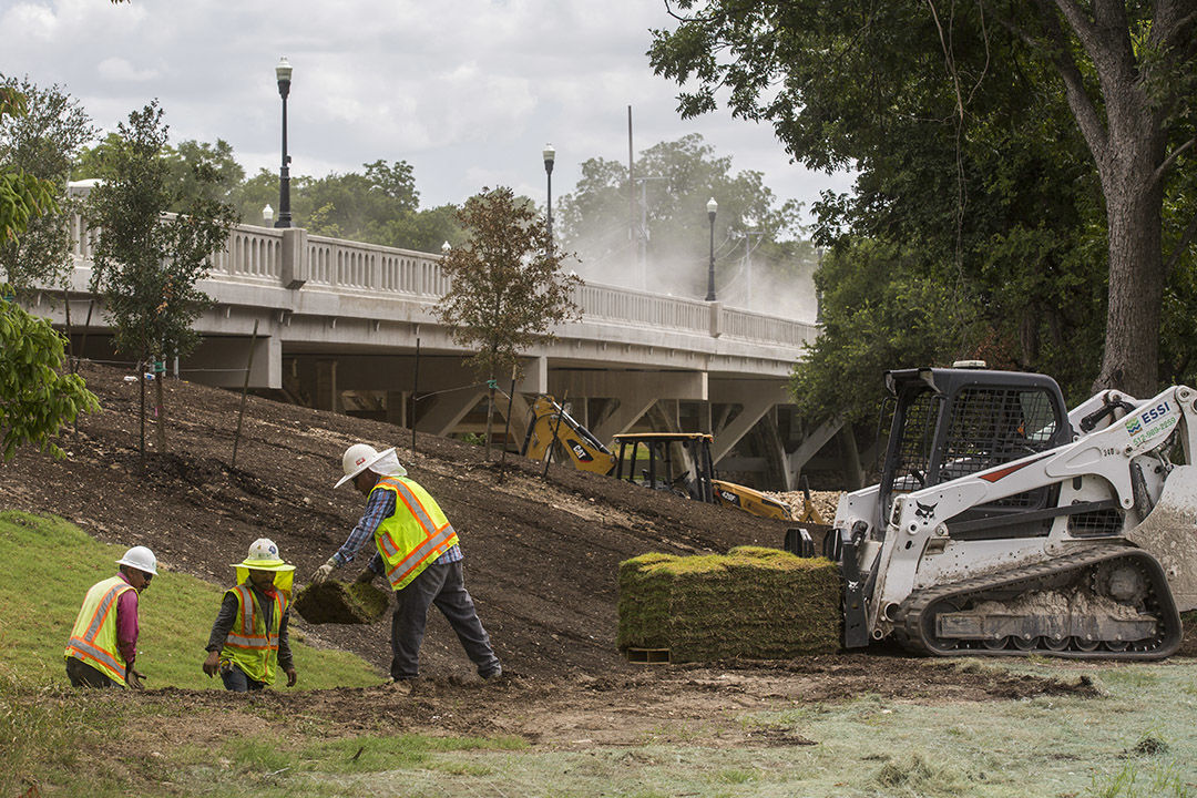 San Antonio Street Bridge Reopens Next Week