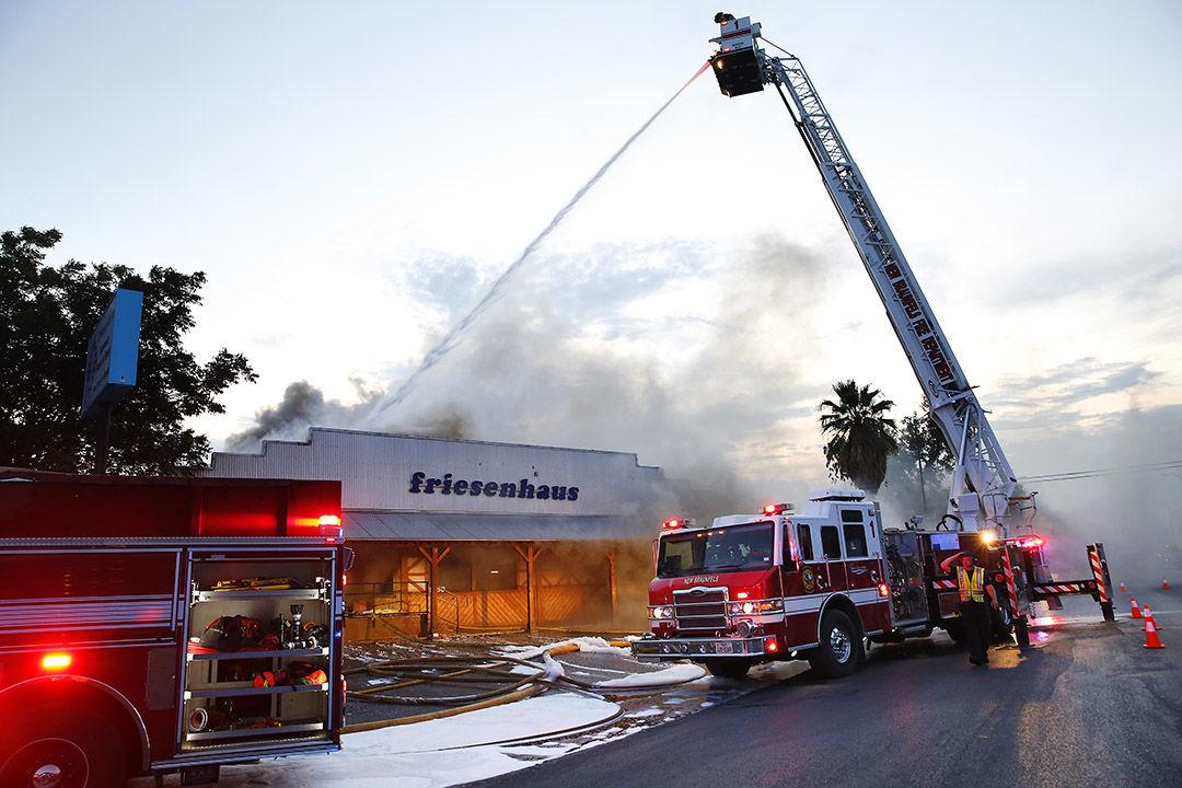 Nbfd Battles Friesenhaus Blaze Community Alert Herald