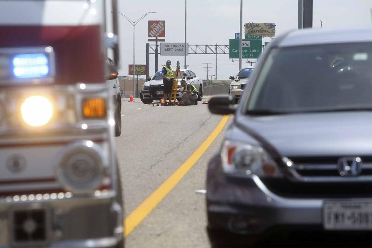 Fatal crash: Motorcyclist, 68, killed in wreck on I-35 | News