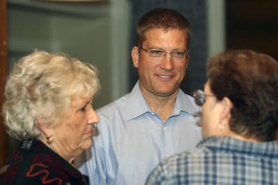 Election Day: Sherman Krause