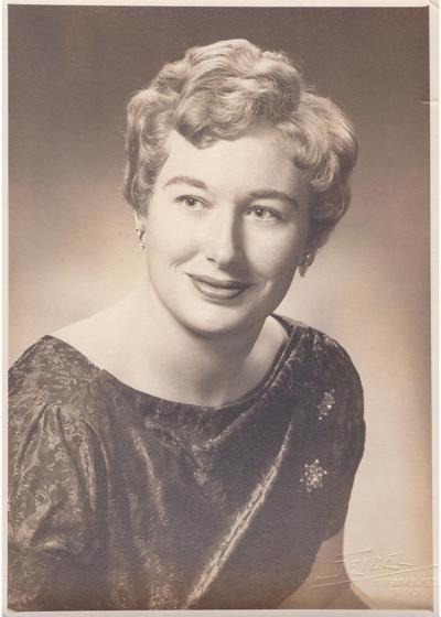 Esther May Shannon