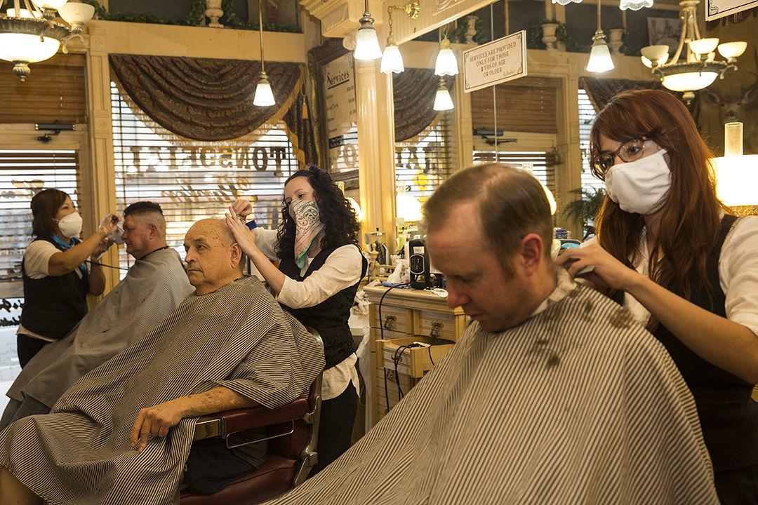 Salon Reopenings