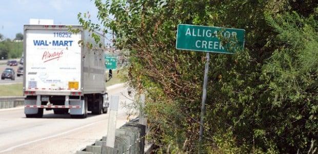 Alligator Creek Trail grant application on Monday's city council agenda