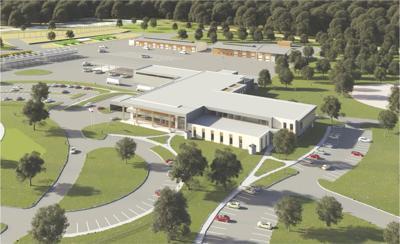 NBU Headquarters rendering