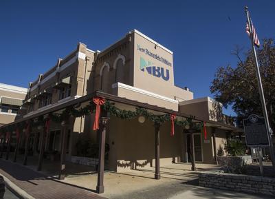 NBU main plaza