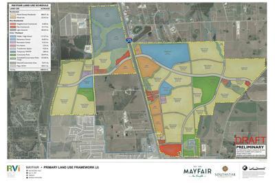 Proposed Mayfair development