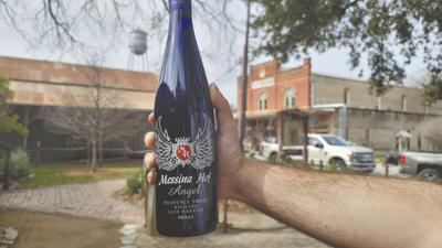 Wine is a staple of Texas innovation
