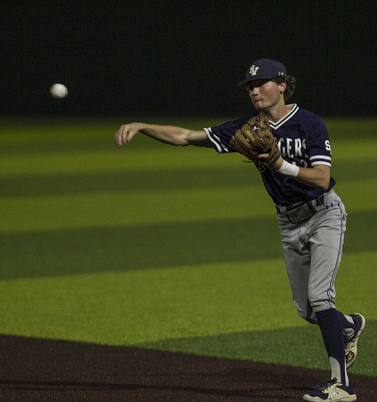 Smithson Valley Baseball Regional Quarterfinal Series