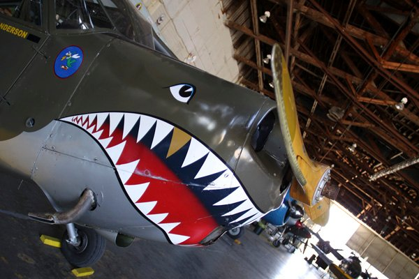 Historic WWII aircraft restored, preserved by CAF-San Marcos
