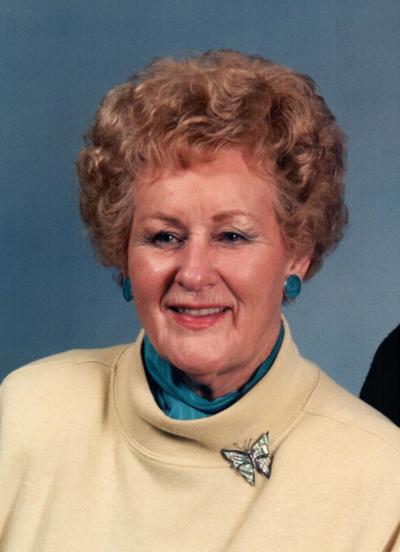 Madaline Lillian Burks Elliott