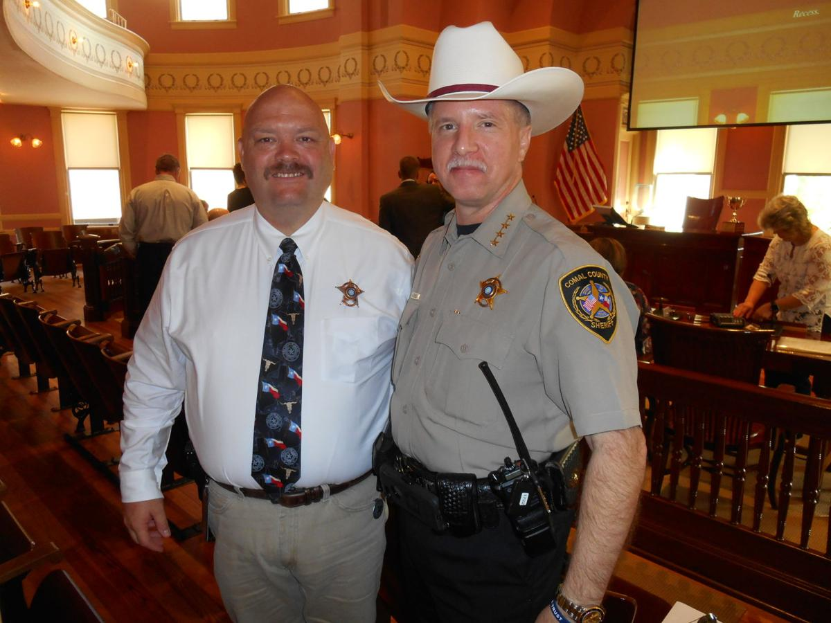 Commissioners welcome new jail administrator | News | herald