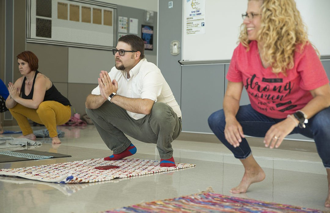 teacher yoga