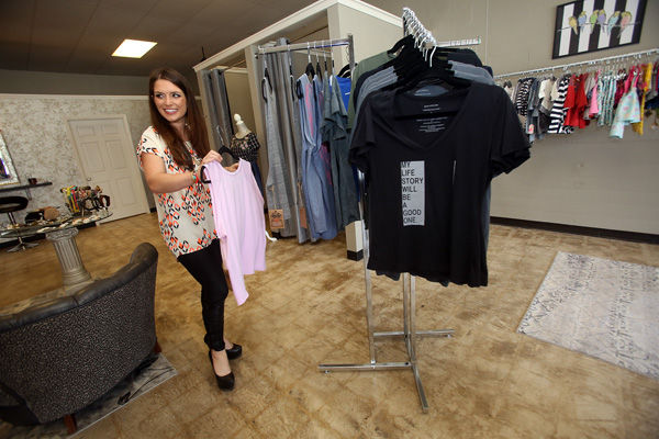 Chelsea Rogers Opens Downtown Boutique And Makeup Bar