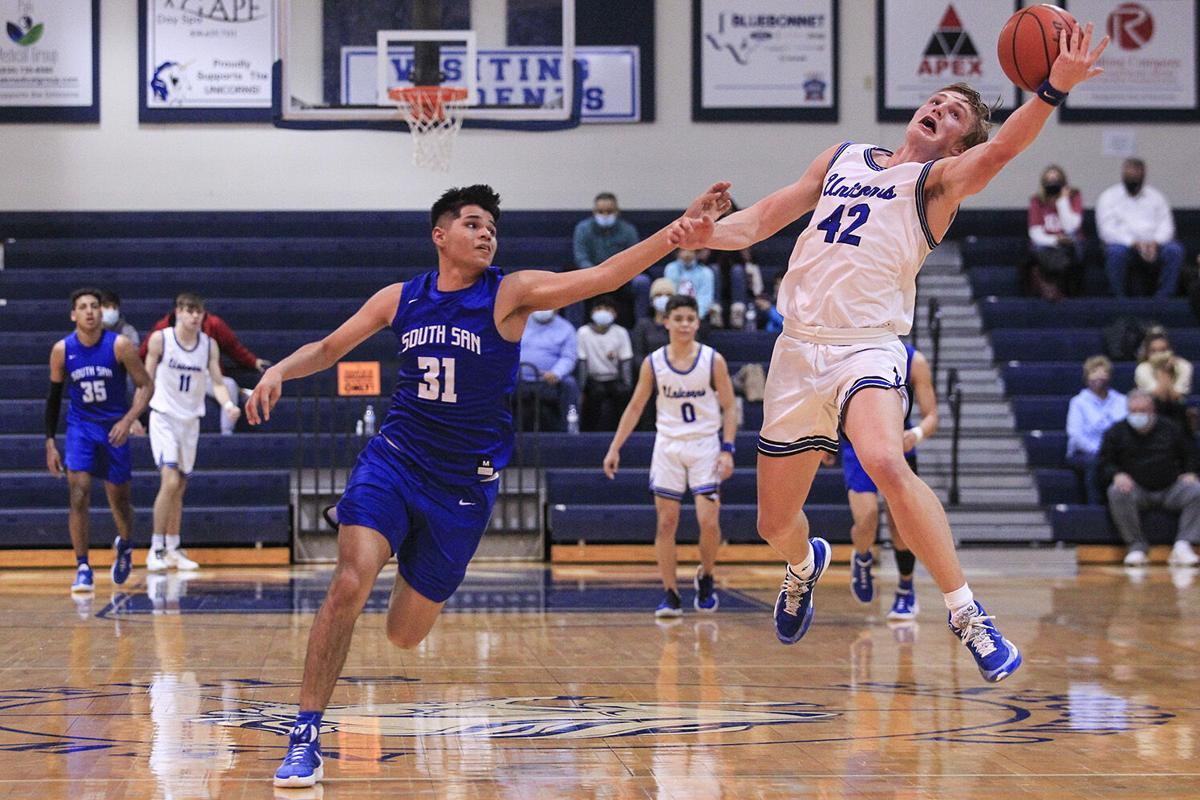 New Braunfels v South San Antonio Boys Basketball