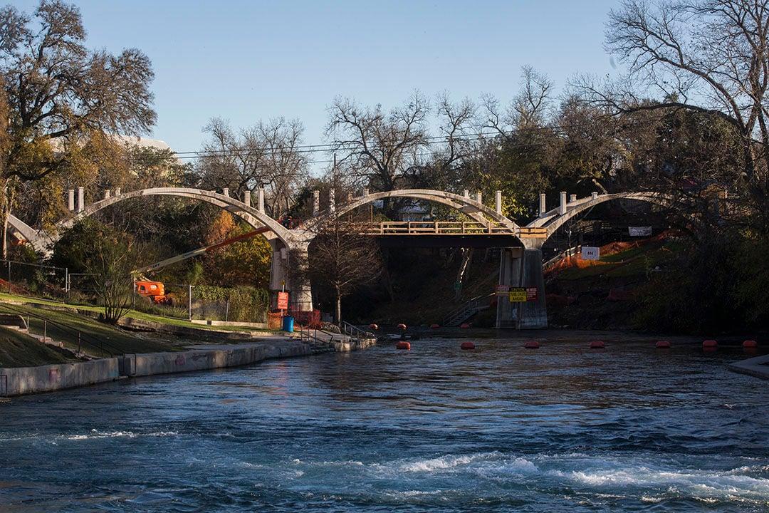 SA bridge construction