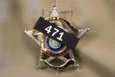 A Solemn Salute: County prepares for deputy's funeral