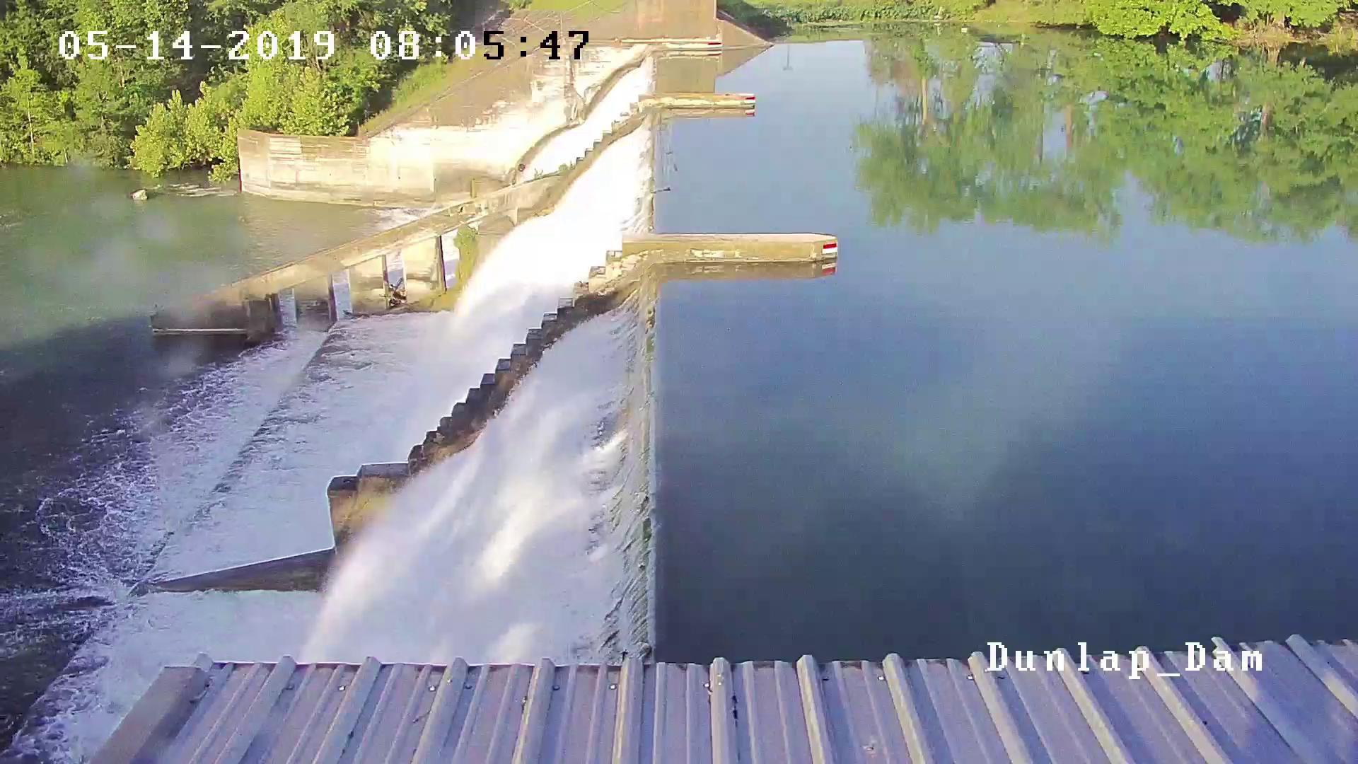 Dunlap Dam Failure