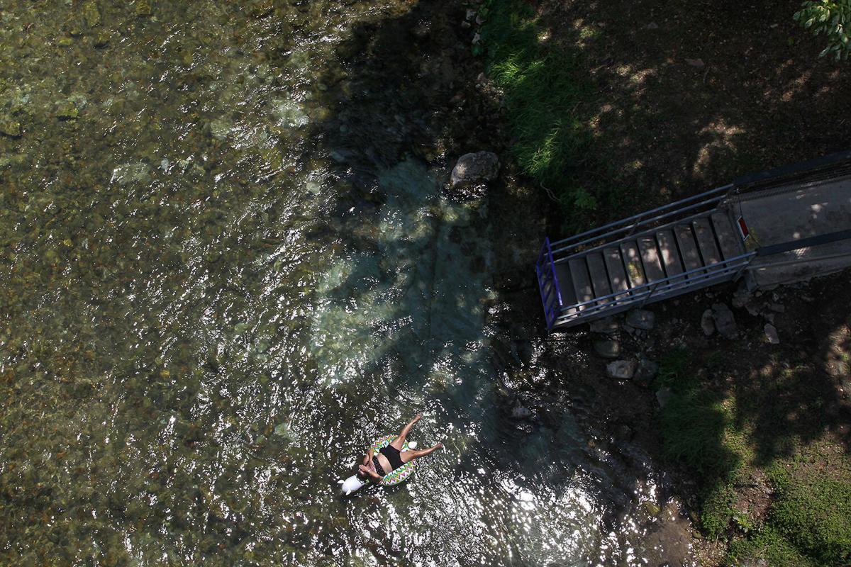 Comal River Tourism