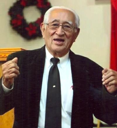 Reverend Francisco Amaya Llamaz