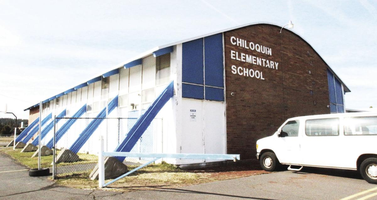 Chiloquin aims for 'green schoolyard'