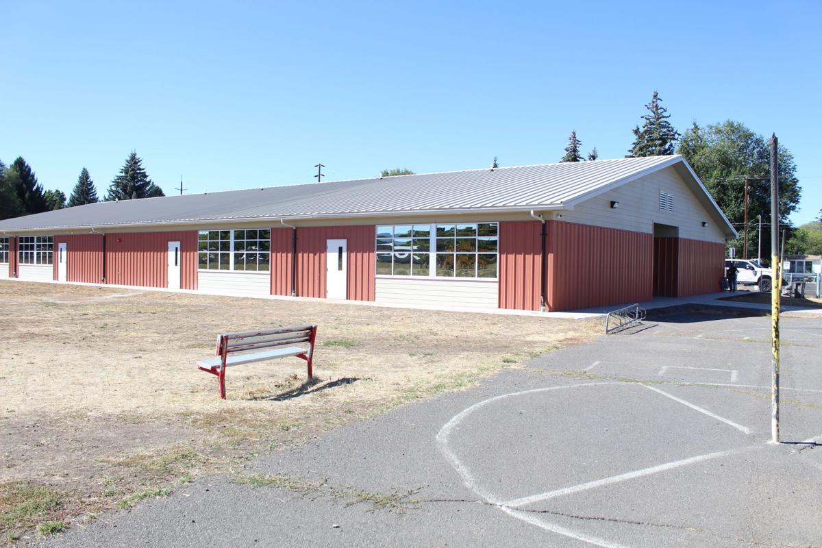 Stearns Elementary new building