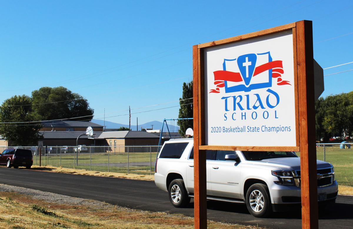triad school