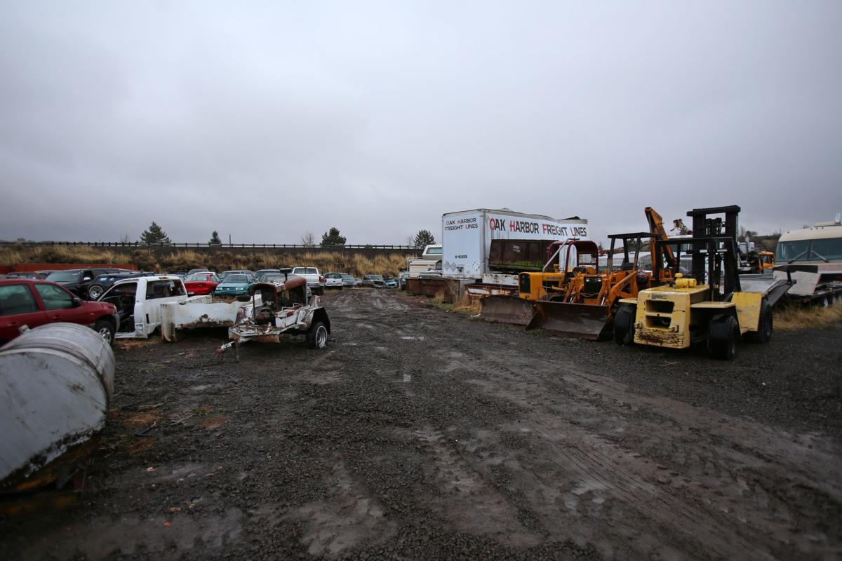 Wrecking Yard Dispute Councilman Ordered To Clean Up Site